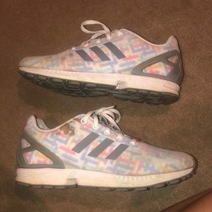 Adidas Torsion Multicolored Sneakers